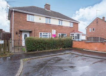 Thumbnail 2 bed semi-detached house for sale in Barnwell Road, Gaywood, King's Lynn