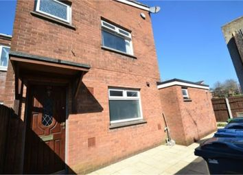 Thumbnail 3 bedroom terraced house to rent in Haddington Drive, Blackley, Manchester