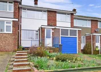 Thumbnail 3 bed terraced house for sale in Wrexham Avenue, Ryde, Isle Of Wight