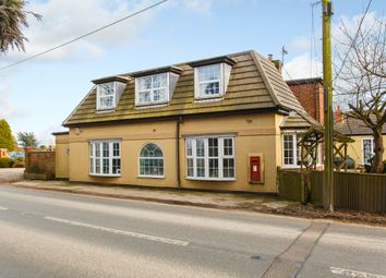 Thumbnail 4 bed detached house for sale in Main Road, Wrangle, Boston
