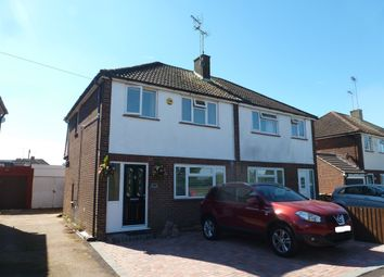 Thumbnail 3 bed semi-detached house for sale in Hockliffe Road, Leighton Buzzard