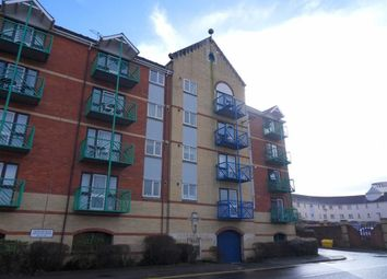 Thumbnail 1 bed flat for sale in Abbotsford House, Trawler Road, Swansea
