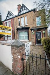 Thumbnail 1 bed flat to rent in Flat A, 62 Thorne Road, Doncaster, Doncaster, South Yorkshire