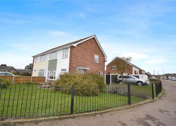 Thumbnail 3 bedroom semi-detached house for sale in Dedham Avenue, Clacton-On-Sea, Essex