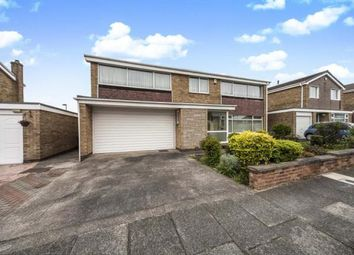 Thumbnail 5 bed detached house for sale in Perth Close, North Shields, Tyne And Wear