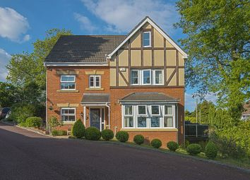 Thumbnail 6 bed detached house for sale in Nant Coch Rise, Newport