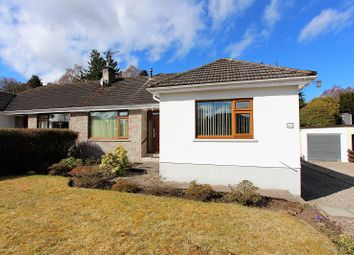 Thumbnail 2 bedroom semi-detached house for sale in 17 Achvraid Road, Lochardil, Inverness