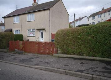 Thumbnail 2 bed semi-detached house for sale in Fleming Crescent, Saltcoats