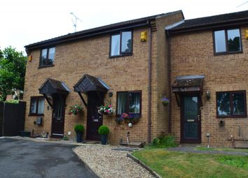 Thumbnail 2 bed town house for sale in Brackenwood Drive, Tadley