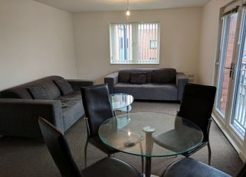 Thumbnail 2 bed flat to rent in Quantum, Manchester