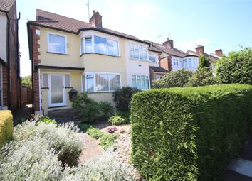 Thumbnail 3 bed semi-detached house for sale in Dalmeny Road, New Barnet