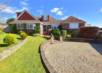 Thumbnail 5 bed detached house for sale in Lynchmere Avenue, North Lancing, West Sussex