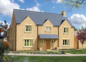 "Thumbnail 5 bed detached house for sale in ""The Coates"" at Kemble, Gloucestershire, Kemble"