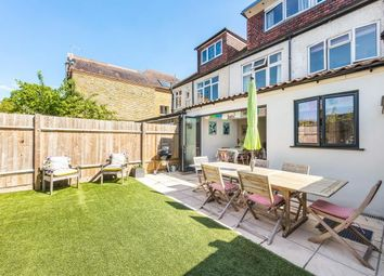 Thumbnail 4 bedroom terraced house for sale in Granville Road, London