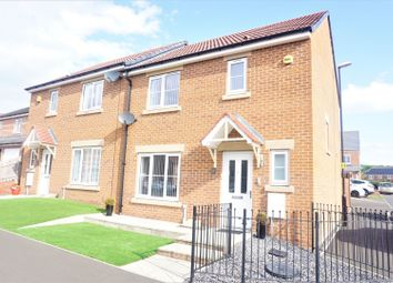 3 bed semi-detached house for sale in Kingfisher Road, Washington NE38