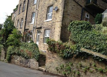1 bed terraced house to rent in Grand View, Lower Mill Bank Road, Sowerby Bridge, Halifax HX6