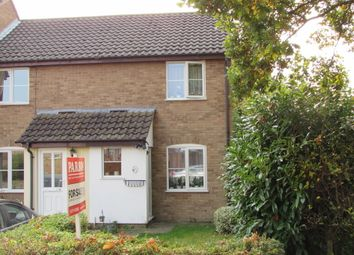 Thumbnail 1 bed end terrace house for sale in Basham Street, Diss, Norfolk