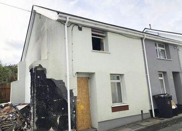 Thumbnail 2 bed terraced house for sale in Upper Salisbury Street, Tredegar