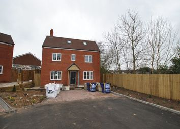 Thumbnail 4 bedroom detached house for sale in Mill Lane, Wellington, Telford