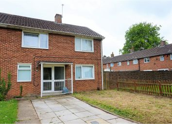 Thumbnail 3 bedroom end terrace house for sale in Lower Brownhill Road, Millbrook, Southampton