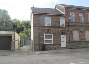 Thumbnail 3 bed semi-detached house for sale in Nixonville, Merthyr Vale, Merthyr Tydfil