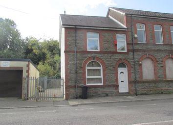 Thumbnail 3 bedroom semi-detached house for sale in Nixonville, Merthyr Vale, Merthyr Tydfil