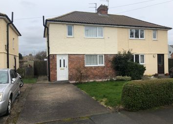 Thumbnail 3 bedroom semi-detached house to rent in St Georges Crescent, Alnwick, Northumberland