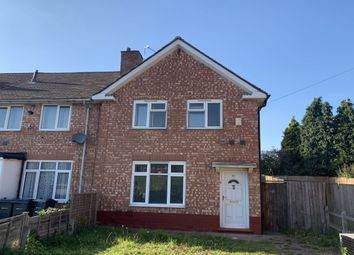 Thumbnail 3 bed terraced house to rent in Loeless Road, Kitts Green, Birmingham