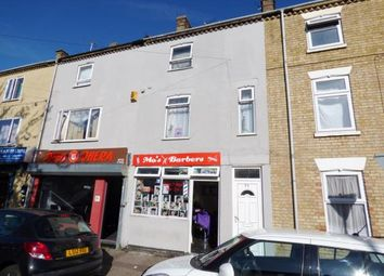 Thumbnail 4 bedroom terraced house for sale in Cromwell Road, Peterborough, Cambridgeshire