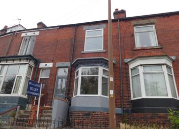Thumbnail 3 bed terraced house to rent in Chesterfield Road, Sheffield