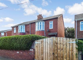 Thumbnail 3 bed semi-detached house to rent in Carlton House, Glebe Road, Bedlington