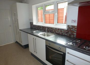 Thumbnail 3 bed property to rent in Willows Road, Balsall Heath, Birmingham