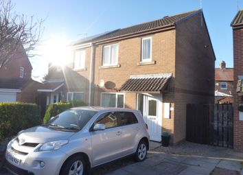 Thumbnail 3 bed semi-detached house for sale in Wallington Court, Seaton Delaval, Tyne & Wear
