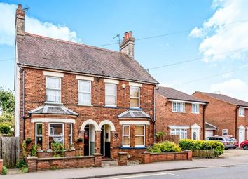 Thumbnail 2 bed semi-detached house for sale in High Street, Flitwick, Bedford, Bedfordshire
