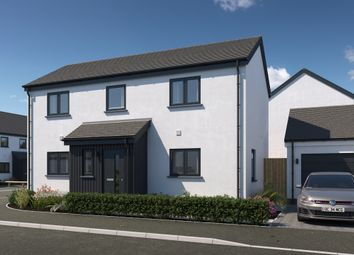 New Homes At Stanley Court, Parkham, Bideford EX39. 3 bed detached house
