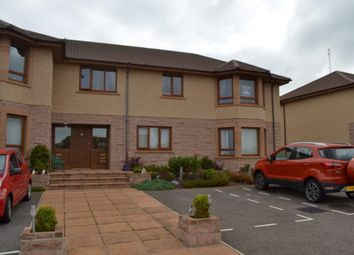 Thumbnail 3 bed flat for sale in Headland Rise, Burghead, Elgin