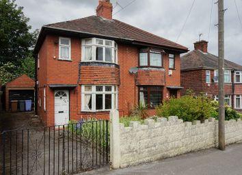 Thumbnail 2 bedroom semi-detached house for sale in Grosvenor Road, Meir, Stoke-On-Trent