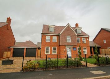 Thumbnail 5 bedroom detached house for sale in Wedgwood Drive, Barlaston, Stoke-On-Trent