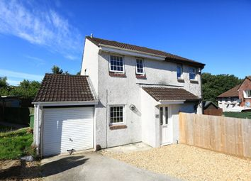 Thumbnail 2 bed semi-detached house to rent in Kitter Drive, Plymstock, Plymouth
