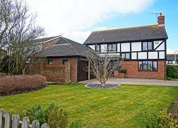 Thumbnail 4 bed detached house for sale in The Russets, Chestfield, Whitstable