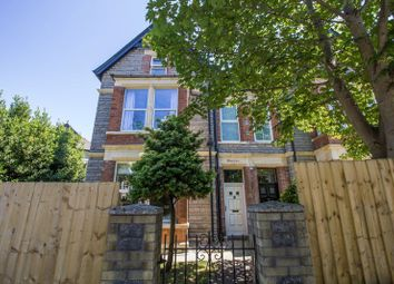 4 bed maisonette for sale in Westbourne Road, Penarth CF64