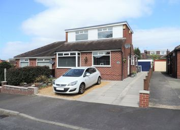 Thumbnail 3 bed semi-detached bungalow for sale in 30 Avon Road, North Chadderton