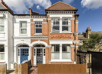 Thumbnail 4 bed flat for sale in Netherfield Road, London