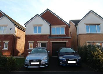 Thumbnail 4 bed detached house for sale in Hornbeam Close, Gilesgate, Durham
