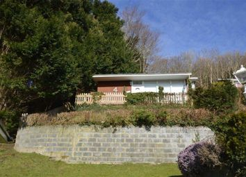 Thumbnail 2 bed detached bungalow for sale in Chalet 4, Woodlands, Bryncrug, Gwynedd
