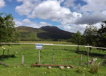 Thumbnail Land for sale in Plot Arineckaig, Strathcarron, Ross- Shire