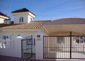 Thumbnail 2 bed detached house for sale in Ciudad Quesada, Costa Blanca, Spain