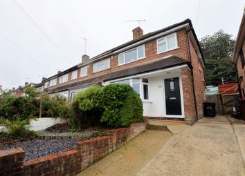 Thumbnail 3 bed end terrace house for sale in Thirlmere Avenue, Tilehurst, Reading