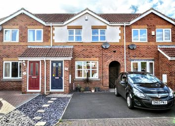 Thumbnail 3 bed terraced house for sale in Storrs Wood View, Cudworth, Barnsley