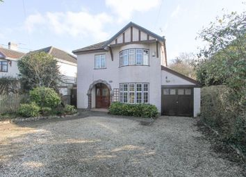 Thumbnail 4 bed detached house to rent in Edward Road, Clevedon